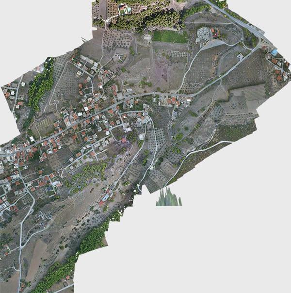 Isthmia Spatial Data