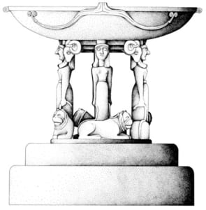 Reconstruction of Archaic Period Basin